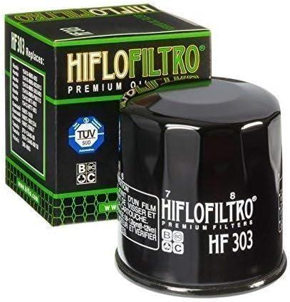 /Ölfilter Hiflo passend f/ür Kawasaki Z750 R ZR750N 2011-2012
