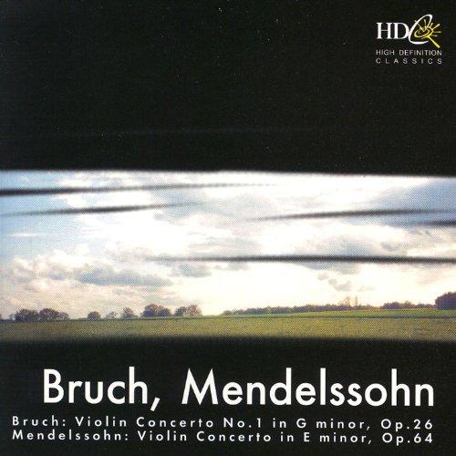 Bruch: Violin Concerto No. 1; Mendelssohn: Violin, Bruch, Mendelssohn: Violin Concertos (Bruch Violin Concerto In G Minor Sheet Music)