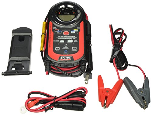 Price comparison product image Optima Digital 400 12V Performance Maintainer and Battery Charger