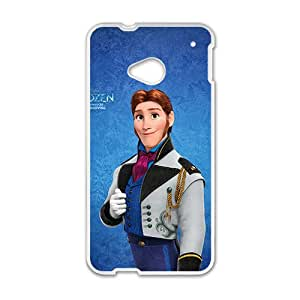 New Style Custom Picture Disney Frozen Handsome Kristoff Design Best Seller High Quality Phone Case For HTC M7