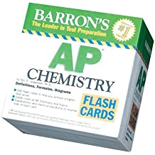 Barron's AP Chemistry Flash Cards (Barron's: the Leader in Test Preparation)