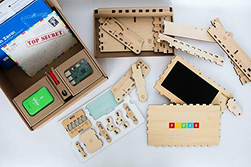 Piper Computer Kit 2 - Teach Kids to Code - Hands On STEM Learning Toy with Minecraft: Raspberry Pi (New) by Piper (Image #3)