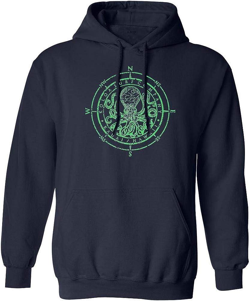 Koloa Octopus Logo Hoodies - Hooded Sweatshirts in Sizes S-5XL