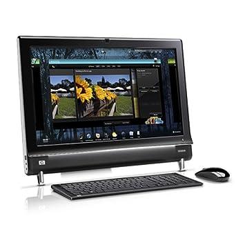 HP Touchsmart - 1040DE Ordenador de sobremesa (Intel Pentium T6400 ...