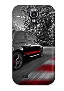 AAJDeBZ18074VSdgZ Case Cover Fiat 500 Abarth Race Track Cars Other Galaxy S4 Protective Case by icecream design