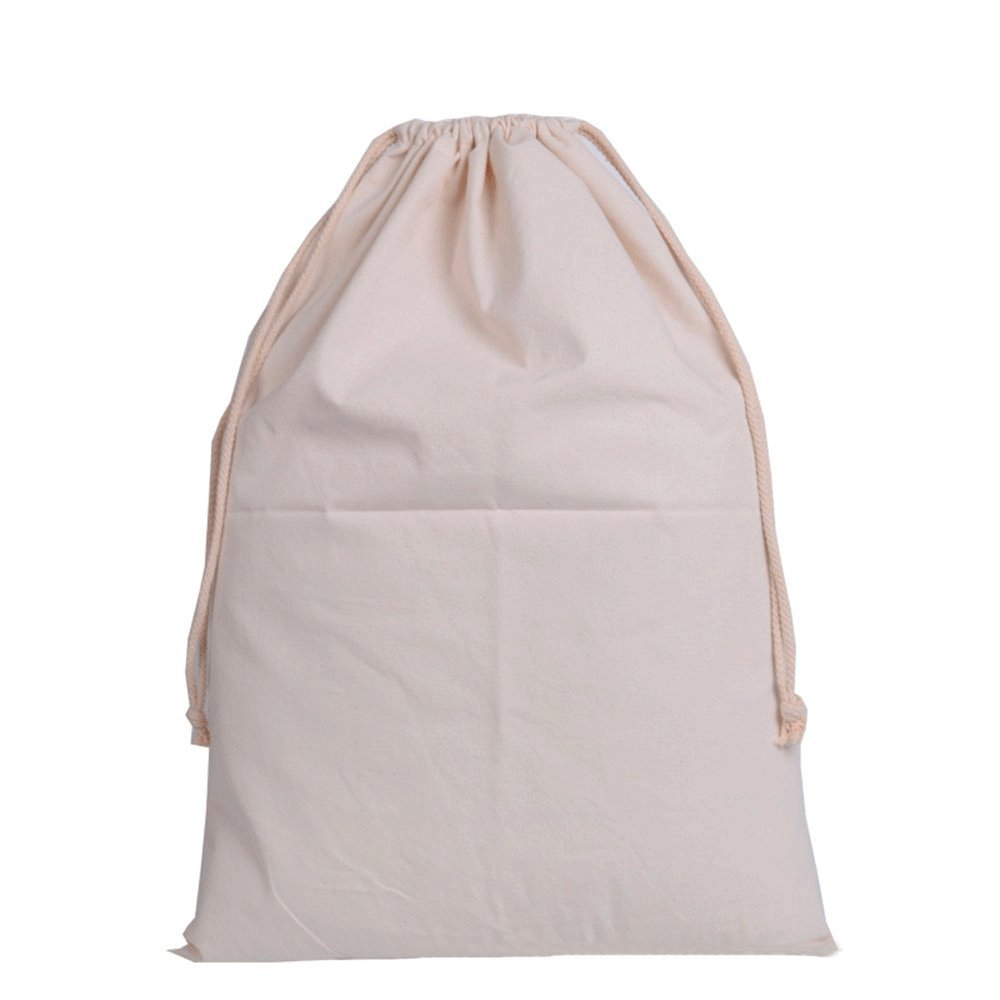 Seasonal Dcor Stockings & Holders Cotton 100% Santa Sacks Large ...