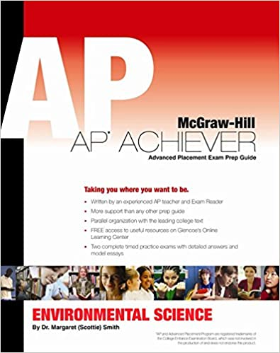 AP Achiever (Advanced Placement* Exam Preparation Guide) for AP Environmental Science (College Test Prep)