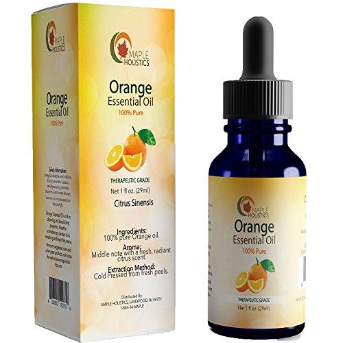 orange oil extract - 9