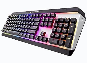 Cougar Attack X3 RGB Gaming Cherry MX Red - Teclado: Amazon.es: Electrónica