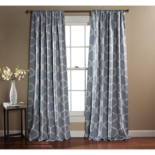 Lush Decor Blackout Curtain 52 Inch product image