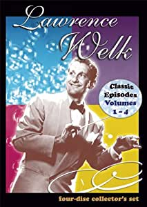 Classic Episodes of the Lawrence Welk Show: 1-4 [Import]