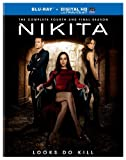 Nikita: Season 4 [Blu-ray]