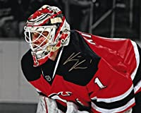 New Jersey Devils Keith Kinkaid Autographed 8x10 Photo #1 w/COA