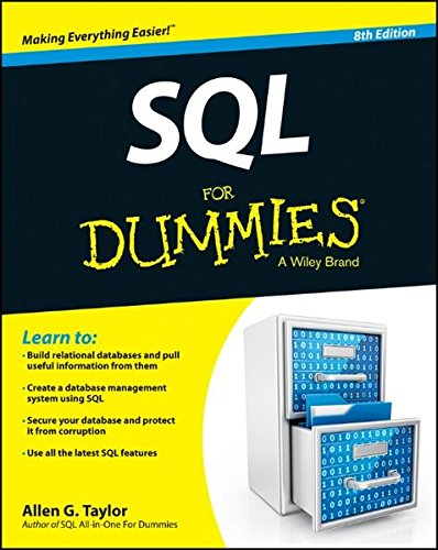 SQL For Dummies by Brand: For Dummies
