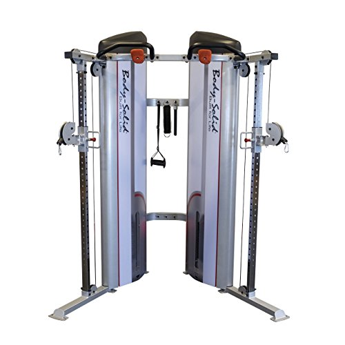 BodySolid S2FT Series II Functional Trainer with Dual Stack (310lb) Body Solid