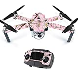 Cheap MightySkins Skin for DJI Mavic Pro Quadcopter Drone – Conceal Pink | Protective, Durable, and Unique Vinyl Decal wrap Cover | Easy to Apply, Remove, and Change Styles | Made in The USA