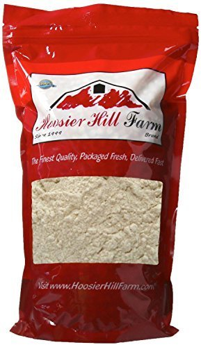 Hoosier Hill Farm Vital Wheat Gluten, High in Protein, NON-GMO 4 (Farm Vital Wheat Gluten Flour)