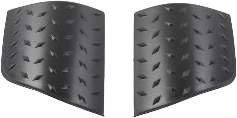 KKmoon Cowl Body Armor Corner Guard Cowling Cover for Jeep Wrangler TJ 1997-2006