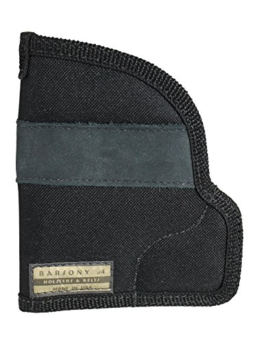 New Barsony Size 2 Charter Arms Rossi Ruger LCR S&W Ambidextrous Pocket...