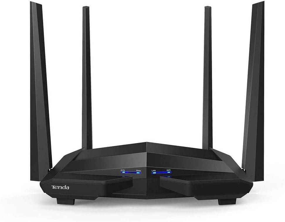 Tenda Router repetidor wi-fi ac10u ac1200 5ghz 128mb Flash (ac10u).