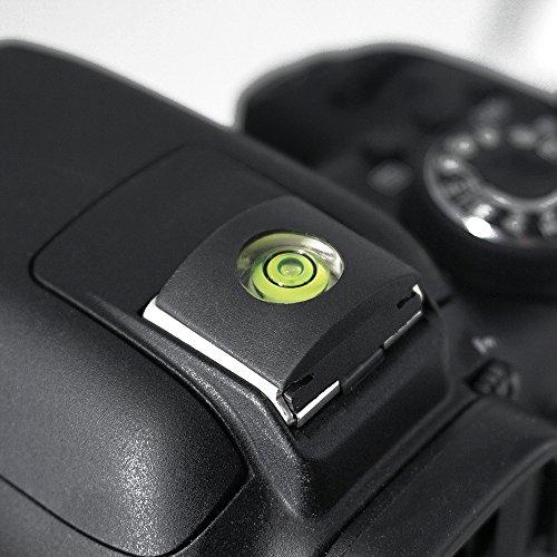 1 Pentax Chaude De Caméra Digital 2 Caméras Monture La Olympus Chaussure Shoe Et Bulle Pour Standard Trois À Niveau Nikon Fotyrig Axe Canon Hot Bubble Axes 4UqAI