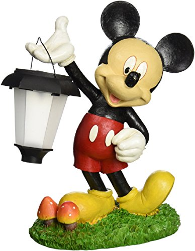 Mickey Mouse Solar Light