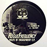 Rogue Frequency - Rules Of Engagement E.P. - New Flesh - NF17