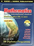 Mathematics for the International Student: IB Diploma HL Core, 2nd Edition