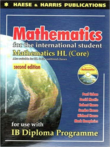 Mathematics for the International Student: IB Diploma HL Core, 2nd