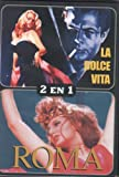 La Dolce Vita / Roma [NTSC/Region 1 and 4 dvd. Import - Latin America]