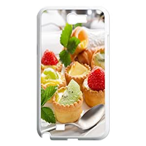 Dessert Images Ideal Phone Shell,This Shell Fit To Samsung Galaxy Note 2 N7100