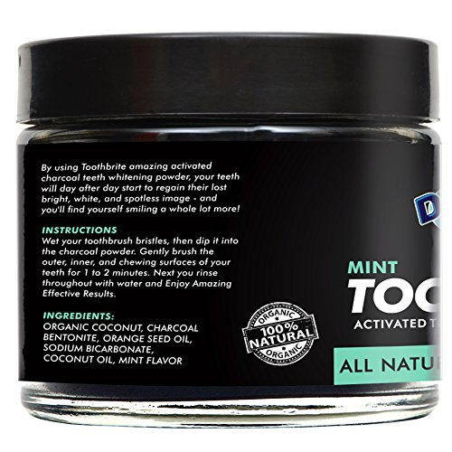 active wow teeth whitening charcoal powder natural. Black Bedroom Furniture Sets. Home Design Ideas