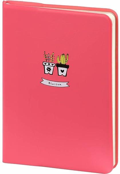 Kalpa Blossom (A6) - Cuaderno De Agenda 26 Páginas, 17 X 12 ...