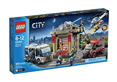 Lego City Police Museum Break-in 60008 from LEGO