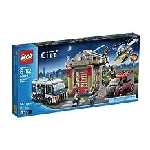 LEGO City Police Museum Break-in