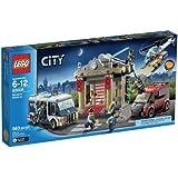 LEGO City Police Museum Break-in 60008