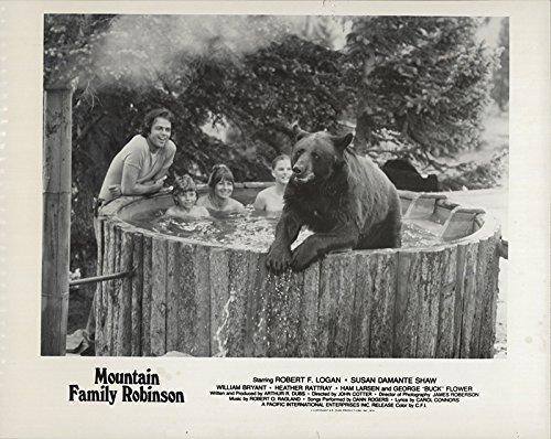Mountain Family Robinson 1979 Authentic 8