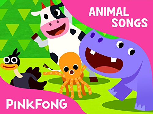 Halloween Songs For Nursery Rhymes (Animal Action)