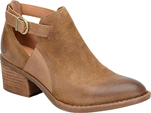 womens Born Carin Brown Natural Womens Born Combo 8qdS58