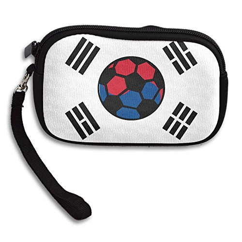 Bag Receiving Football Portable Deluxe Small Printing Korea Of Purse Black Flag 8qTPEz