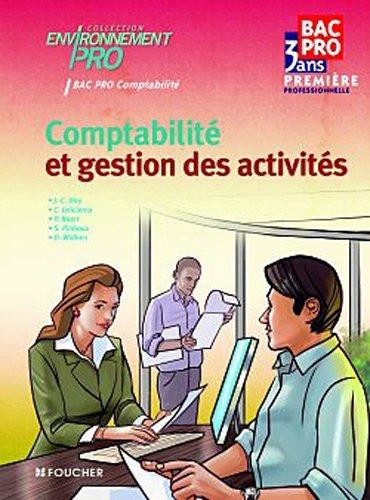 Comptabilité et gestion des activités by Jean-Charles Diry (2011-05-11)