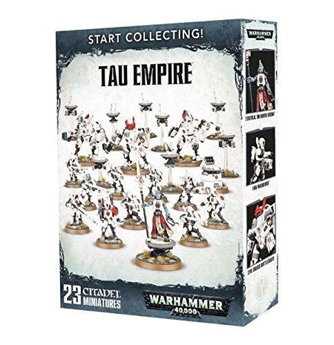 Start Collecting! Tau Empire Warhammer 40,000 by Games Workshop