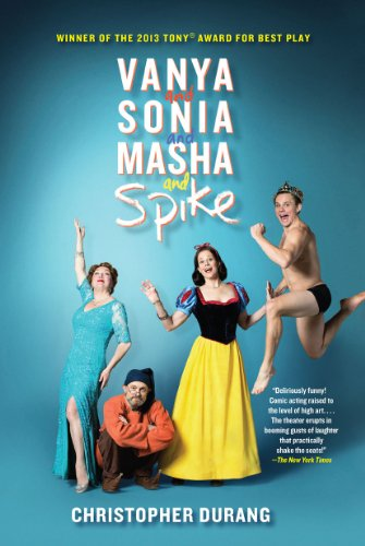 Vanya and sonia and masha and spike kindle edition by christopher vanya and sonia and masha and spike by durang christopher fandeluxe Images