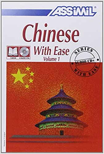 Amazon com: Pack CD Chinese 1 with Ease (Book + CDs
