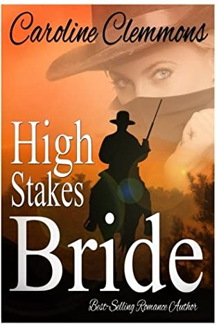 book cover of High Stakes Bride