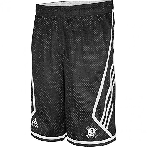 (adidas Brooklyn Nets Men The Chosen Few Illuminator Short, Medium)