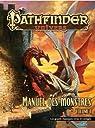 Pathfinder Univers : Manuel des Monstres, tome 1 par Éditions