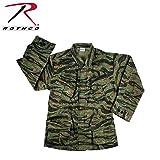 Rothco T/S Vintage Vietnam R/S Fatigue Shirt, X-Large