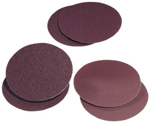 [DELTA 31-347 80 Grit Self-Adhesive Sanding Disc] (8