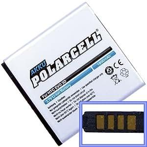 PolarCell BA S590 - Batería de ion de litio para HTC EVO 3D Sprint, 1800 mAh